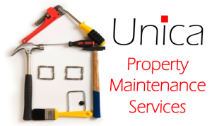 Unica Property Maintenance Services Logo