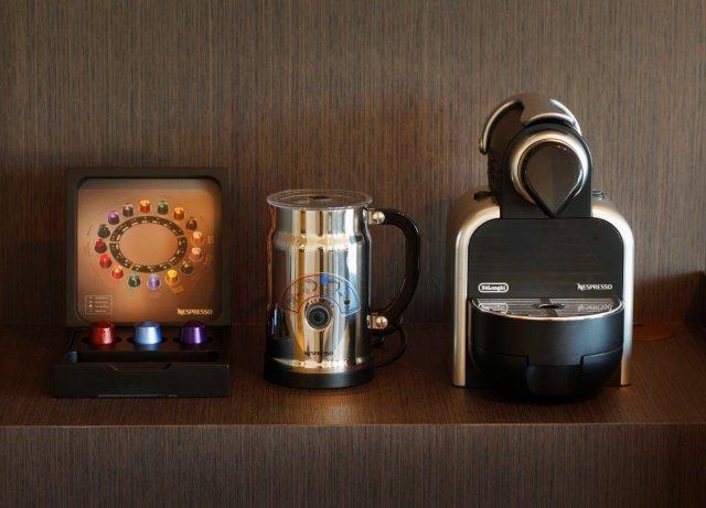 Riverside Suite Nespresso