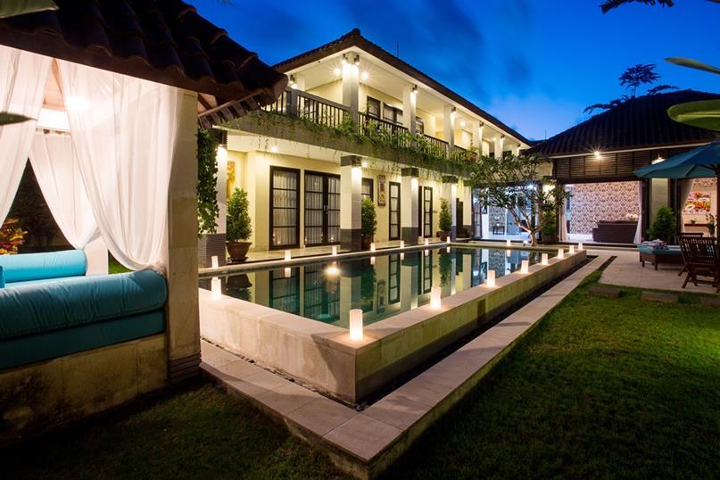 Villa Petitenget Luxury