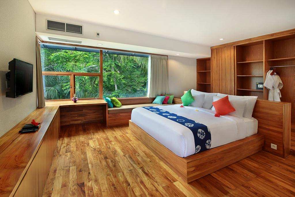 2 bed suite ubud Villa (11)