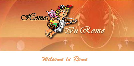 Welcome in Rome