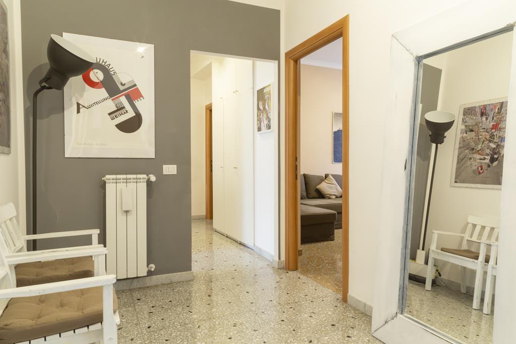 Vatican Apartment Rome Hallway