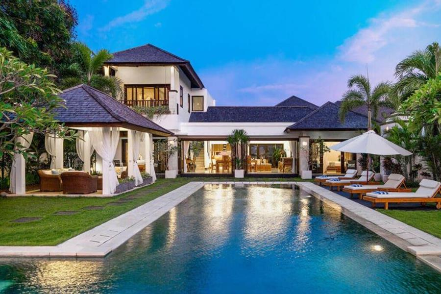 Benoa Bay Villa sunset bali (32)